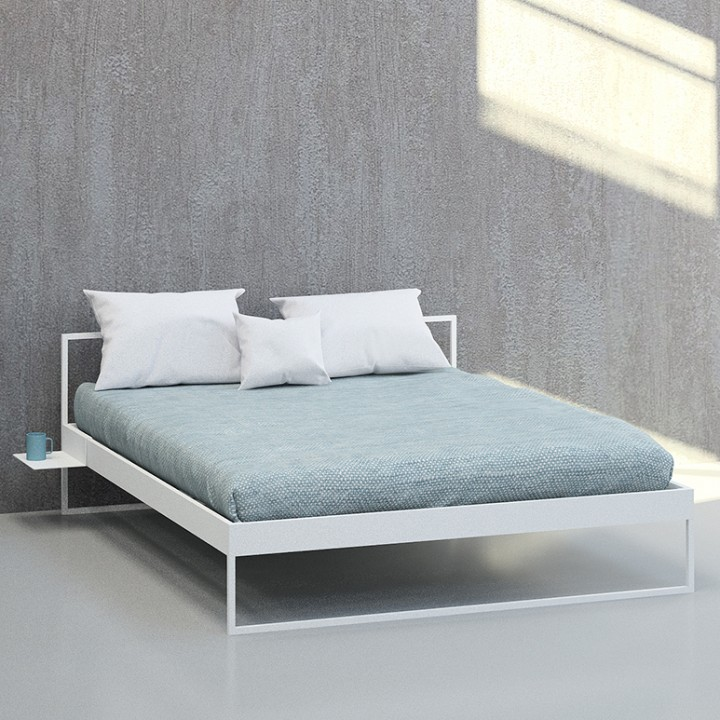 *Minimalist Bed Proyect