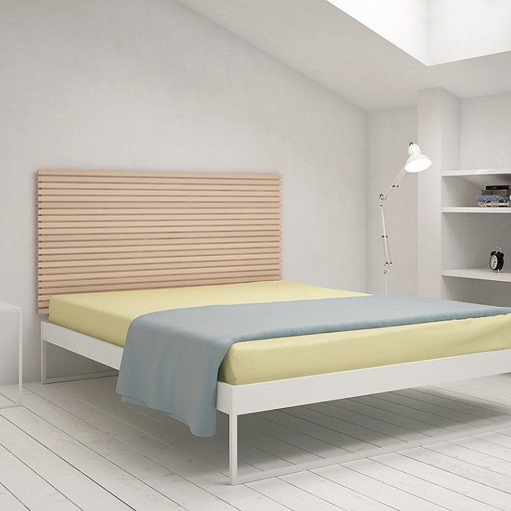 Minimalistisch bed Project SC